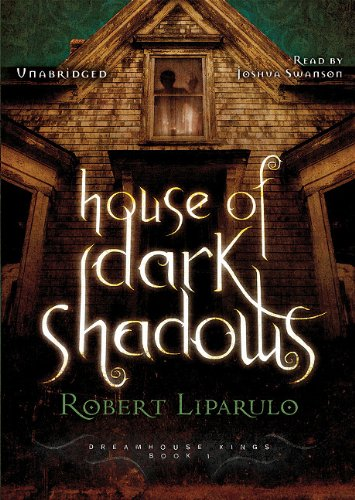 House of Dark Shadows [With Earbuds] (Playaway Young Adult)