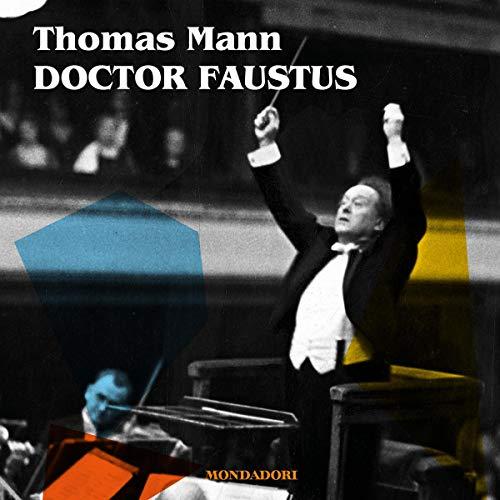 Doctor Faustus audiobook cover art