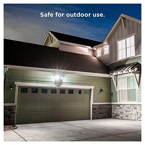 Sengled LED Bulb with Motion Sensor, PAR38 Smart Security Floodlight Bulb 3000, 1050 Lumens, Waterproof for Outdoor Use, 2 Pack