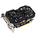 Gigabyte AMD R7 370 256 Bit GDDR5 2GB 2xDVI/HDMI/DP Overclocked Graphics Card GV-R737WF2OC-2GD