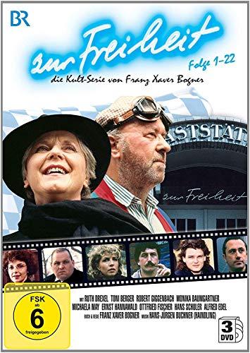 Zur Freiheit - Folge 01-22 [3 DVDs]