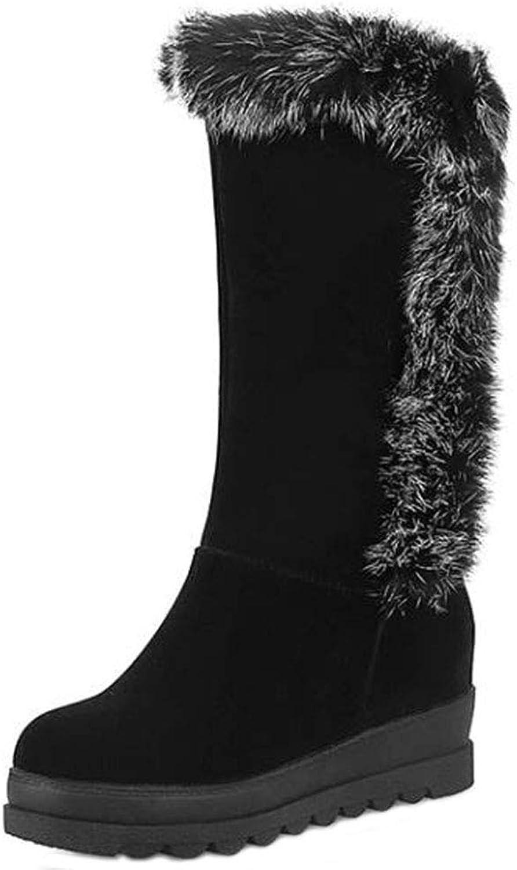 Cular Acci Women Mid Heel Boots Half Short