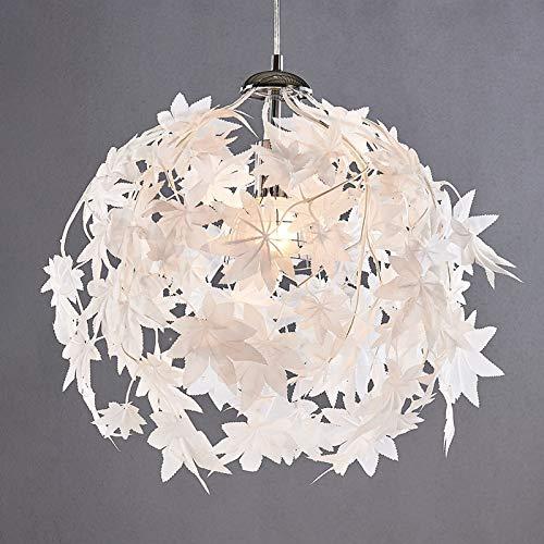 Lindby Pendelleuchte 'Maple' dimmbar (Für Kinder, Junges Wohnen) in Weiß u.a. für Wohnzimmer &...