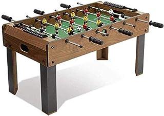 SYXX Los niños mesa de escritorio de fútbol, fútbol Foosball Mini Juego de Mesa, Mesa for dos jugadores, Fútbol Juego de Mesa, los hijos adultos de padres y niños Juguetes for niños