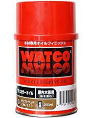 ワトコオイル ドリフトウッド W-11 200ML