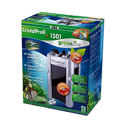 JBL 6021000 E1501 Cristalprofi Greenline - Filtro para acuariofilia