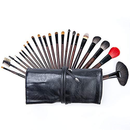GBY Pinceau Maquillage Pinceau Fond de Teint Kabuki Set Pour Visage Yeux Maquillage Poudre Blush Anti-cernes Parfait Liquide Crème Produits Minéraux