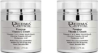 x2 Premium Vitamin C CREAM- DermaCeutical