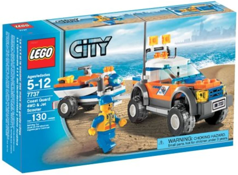 mejor vendido LEGO City Off Road Vehicle and Jet Jet Jet Scooter  la red entera más baja