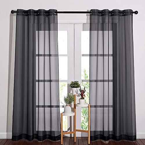 NICETOWN Sheer Window Curtain 84