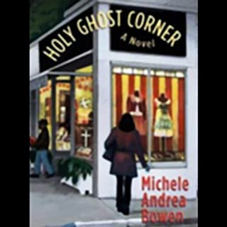 Holy Ghost Corner audiobook cover art