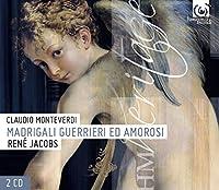 Monteverdi: Madrigali Guerrier