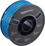 AmazonBasics - ABS 3D-Drucker Filament, 1,75 mm, Blau, 1 kg pro Spule