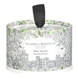 Woods of Windsor Polvo de Jazmín Blanco, 100g