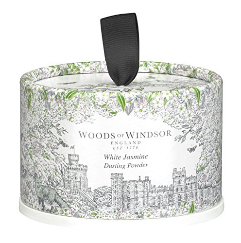 Woods of Windsor White Jasmine Dusting Powder