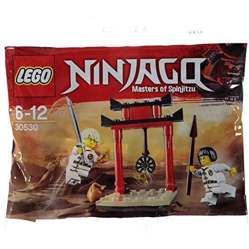 Lego 30530 Ninjago Wu Cru Target Training Polybag .