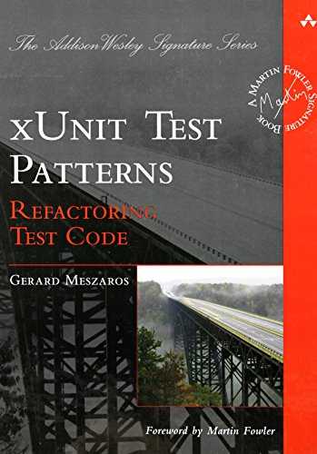 xUnit Test Patterns: Refactoring Test Code (Addison Wesley Signature Series)の詳細を見る