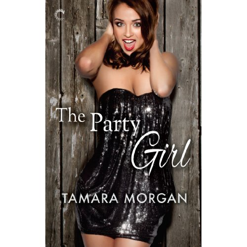 The Party Girl audiobook cover art