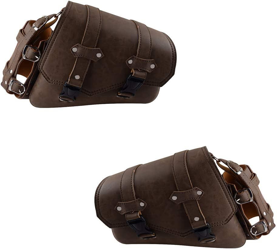 Grneric Motorcycle Saddle Bags New Max 64% OFF popularity Side Too Storage Bag