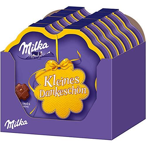 Milka Kleines Dankeschön Pralinen, 6er Pack (6 x 44 g)