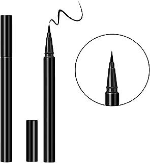 Waterproof Black Eyeliner Liquid Pencil, Water Line Eye Liner Makeup Pen Eye Beauty Blender Eyebrow Pencil Professional Cosmetics