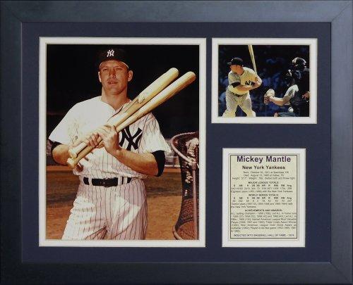 Yogi Berra New York Yankees MLB Framed 8x10 Photograph Collage