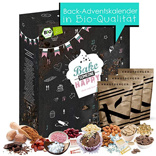 Adventskalender zum Backen