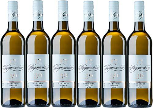 Weingut Rogenwieser Kirchheimer Kreuz Scheurebe Spätlese Prädikatswein süß (6 x 0,75L)