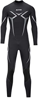 ZCCO Wetsuits Men's 3mm Premium Neoprene Full Sleeve Dive Skin for Spearfishing,Snorkeling, Surfing,Canoeing,Scuba Diving ...