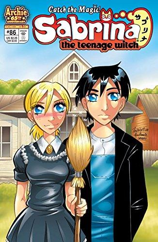 Sabrina Manga #29 (English Edition)