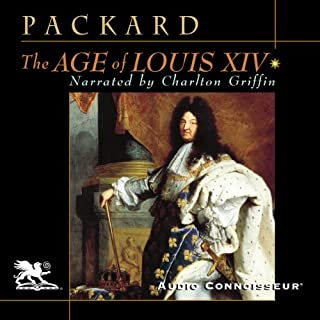 The Age of Louis XIV audiobook cover art