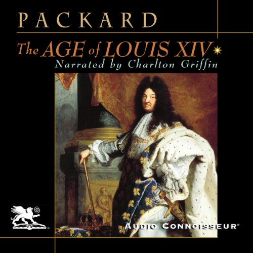 The Age of Louis XIV cover art