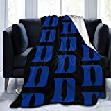 Duke Blue Devils Ultra-Soft Micro Fleece Blanket Plush Fuzzy Bed Throw Microfiber for Couch Or Bed Warm Throw Blanket All Season Sofa Blankets 50'X40'