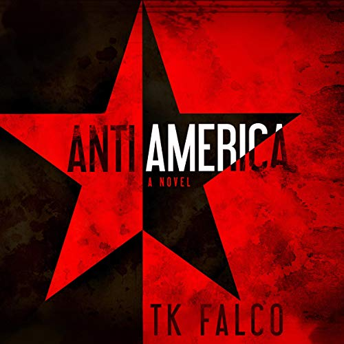 AntiAmerica audiobook cover art