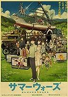 古典的なアニメ宮崎駿-1000ピース-大人のためのジグソーパズルパズルマルチパターンジグソーフロアパズル、屋内ゲーム、家族向けゲーム、面白いDIYギフト男の子ギフト