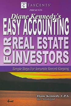 Easy Accounting for Real Estate Investors 0971354944 Book Cover