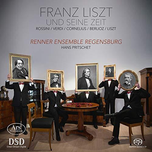 Franz Liszt und seine Zeit - Geistliche Werke der Romantik