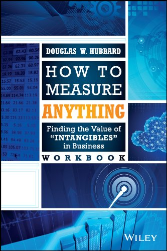 How to Measure Anything Workbook: Finding the Value of Intangibles in Business
