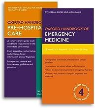 Oxford Handbook of Emergency Medicine Fourth Edition and Oxford Handbook of Pre-Hospital Care Pack (Oxford Handbooks) 4 Pck Edition by Wyatt, Jonathan P., Illingworth, Robin N., Graham, Colin A., (2012) Flexibound