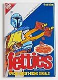 Star Wars'Boba Fett Cereal Box' Fridge Magnet (2 x 3 inches)