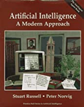 Artificial Intelligence: A Modern Approach by Stuart J. Russell Peter Norvig(2010-06-01)