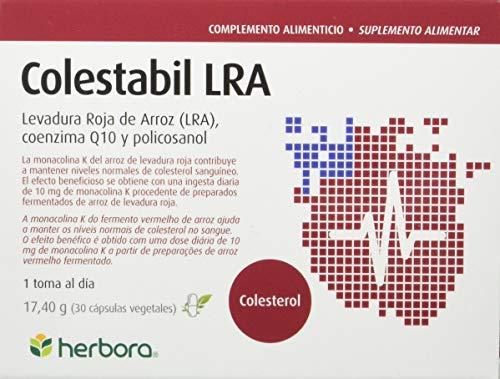 colestabil (Red Rice) 30Capsules of HERBORA