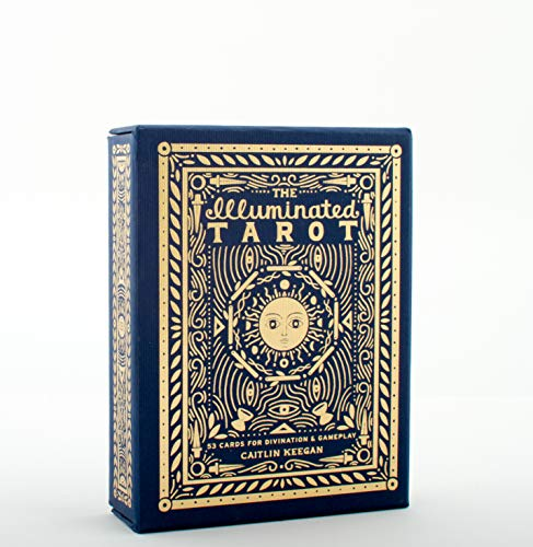 Price comparison product image The Illuminated Tarot: 53 Cards for Divination & Gameplay (The Illuminated Art Series)