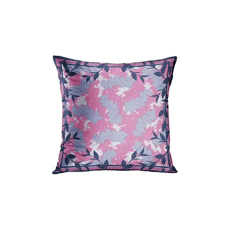 silk flower arrangements abaysto colorful flower summer autumn colors silk scarf abstract pattern floral green accessories creative home decor pillow cover cushion case size:16x16 inches