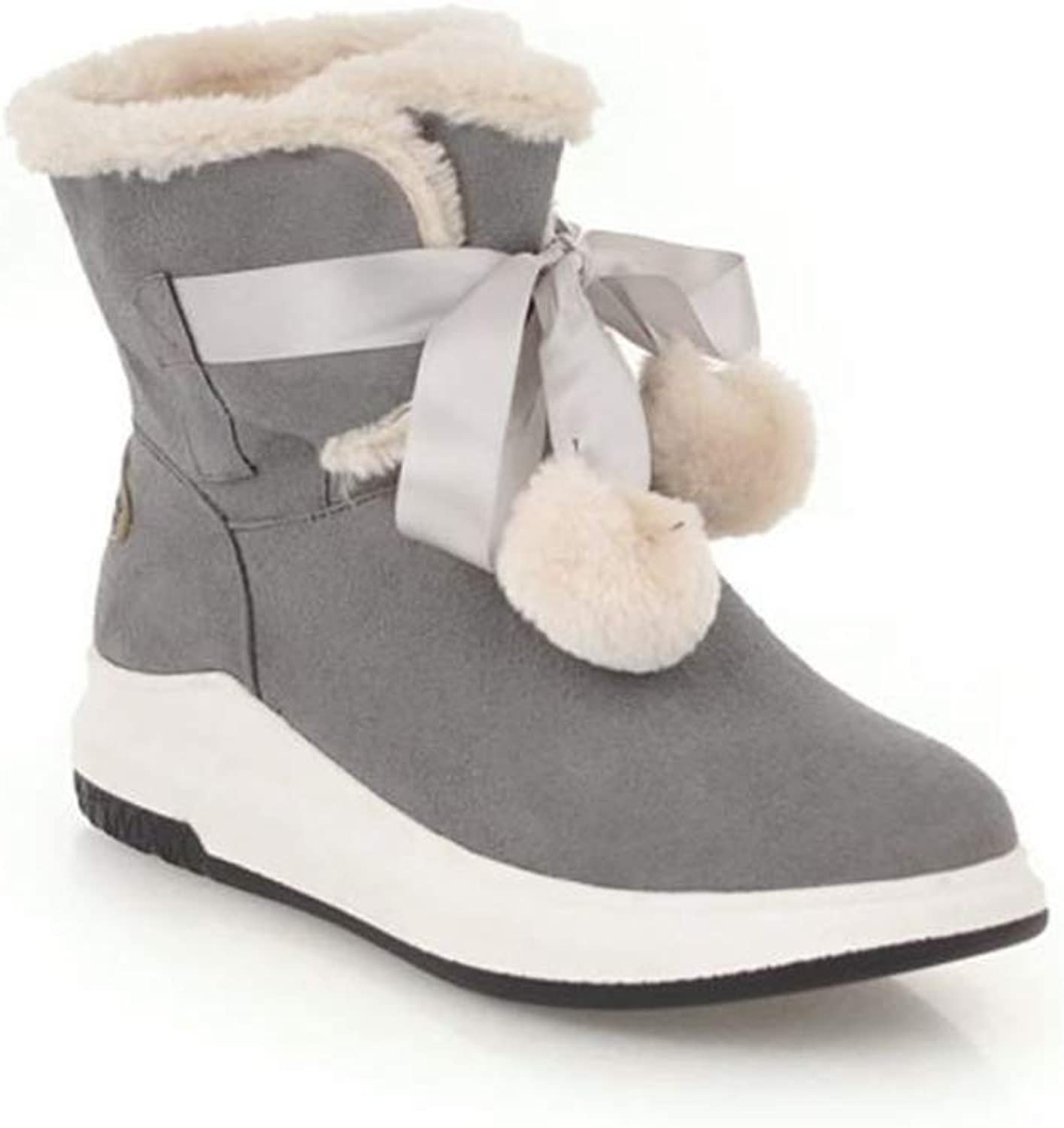 Womens Warm Winter Classic Ankle Boots Short Men Warm Boots UG Snow Boots for Women