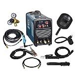 Ansen Portable IGBT Inverter Welder 115V/230V Dual Voltage TIG&Stick DC Welding Machine (160AMP) (DC 160)