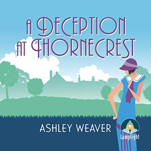 A Deception at Thornecrest cover art