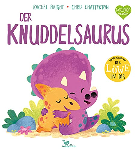 Der Knuddelsaurus (Tapa dura)