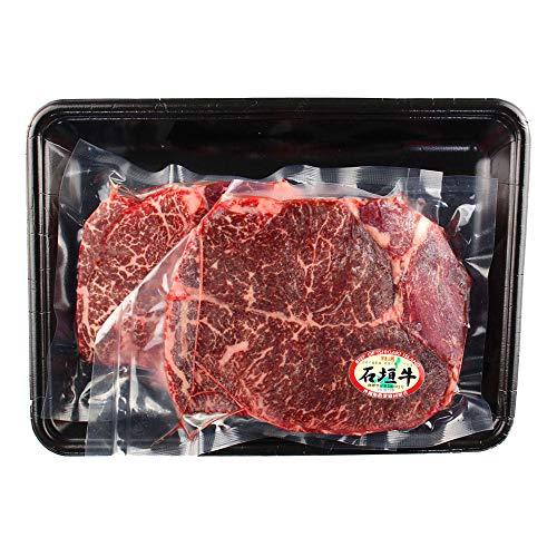 ギフト 沖縄県産 石垣牛 モモステーキ 200g×2枚 口の中でとろける食感 沖縄県産和牛の赤身モモステーキ