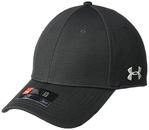 Black Curved Brim Hat